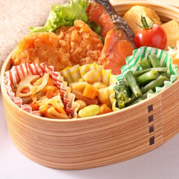 画像1: お手軽カップ和惣菜/いんげん胡麻和え・五目煮・れんこんのきんぴら(3種×2個入り) (1)