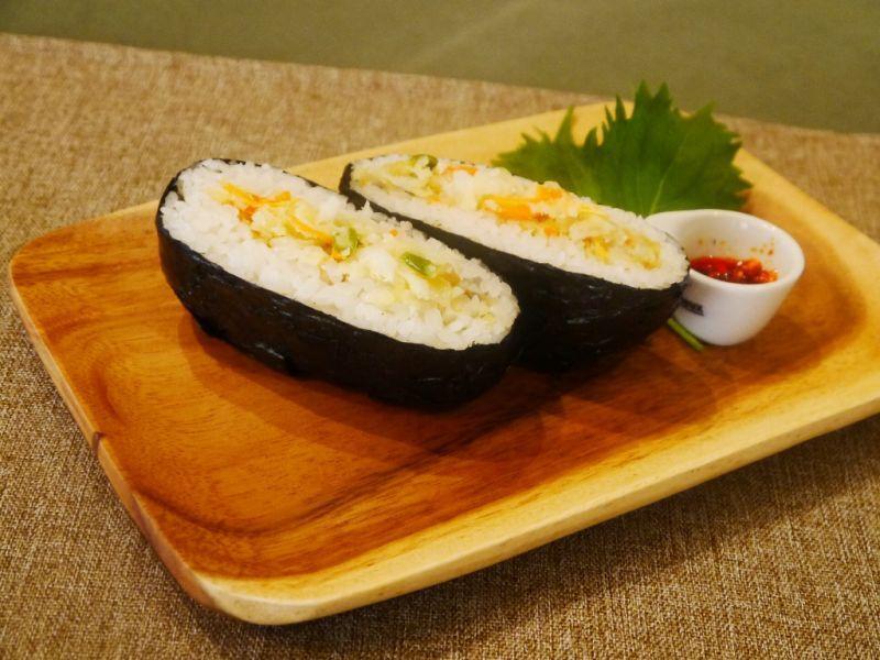 野菜かき揚げ アレンジイメージ