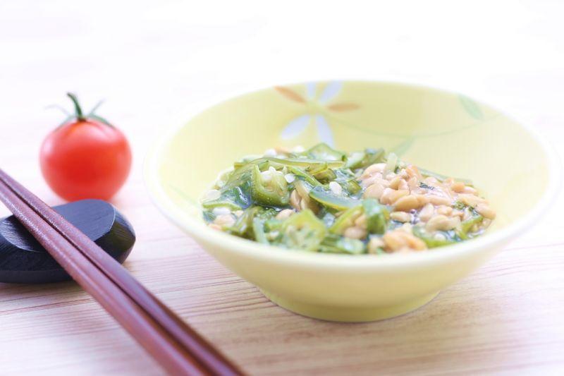 ネバネバ和え 食べ方イメージ